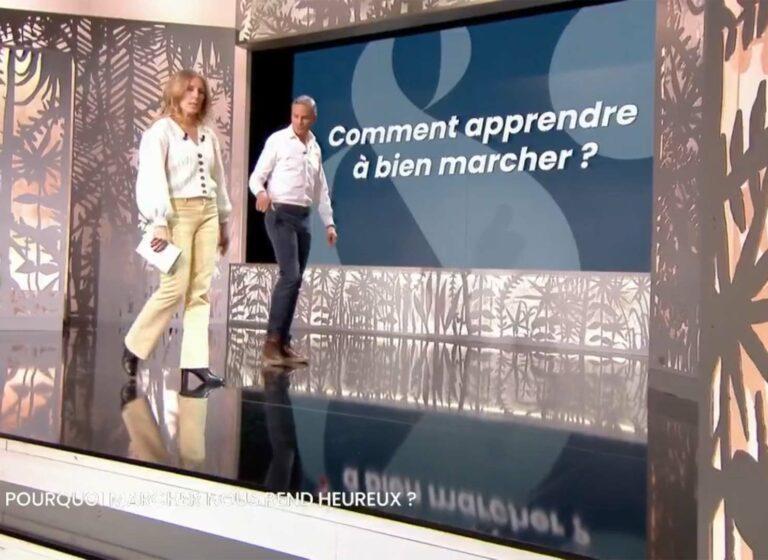 Frédéric Srour invité de l'emission Bel et Bien sur France 2